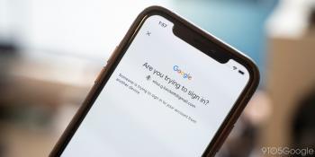 iPhone'lar Artık Google İki Faktörlü Kimlik Doğrulaması İçin Kullanılabilir