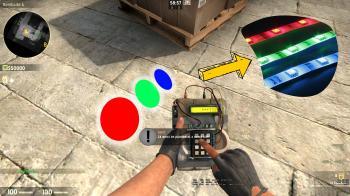 Counter-Strike İçin RGB Aydınlatma Kodlayan Çılgın Adam