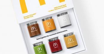 McDonald's Quarter Pounder Burger Mumları Satmaya Başladı