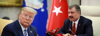 ABD'den Güncel Gelişmeler ve Türkiye'de Korona Virüs Bitiyor mu Sorularına Yanıt!