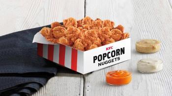 KFC Tavuk Nugget'larını 3D olarak Basmak İstiyor!
