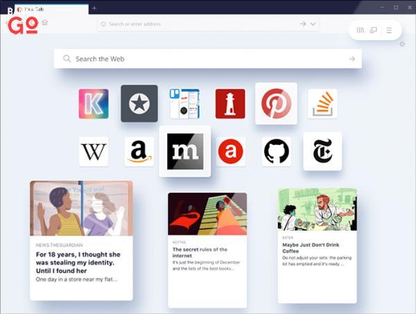Firefox Browser - Tarayıcı