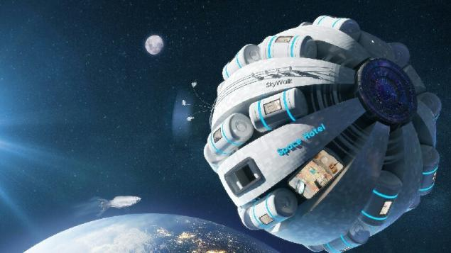 Uzay Turizm